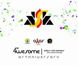 4th AWESOME ARTNIVERSARY KSK STMIK INDONESIA PADANG