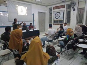 Pembukaan Penyelenggaraan MUBES Mahasiswa Aktivis Pariwisata (MAP) STMIK Indonesia Padang Periode 2017/2018