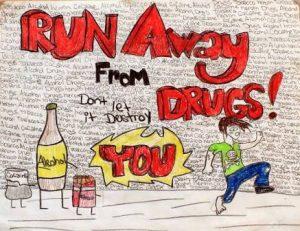 Tidak Tebang Pilihnya Narkoba