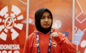 ATLET JUDO PUTRI INDONESIA DIDISKUALIFIKASI PADA ASIAN PARA GAMES 2018