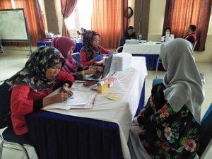 KSR PMI Unit STMIK Indonesia Selenggarakan Kegiatan Donor Darah
