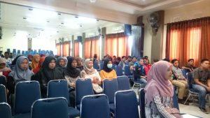 Sosialisasi Kemah Bakti Sosial Mahasiswa (KBSM) STMIK Indonesia Padang