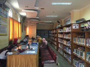Layanan Perpustakaan di STMIK Indonesia Padang