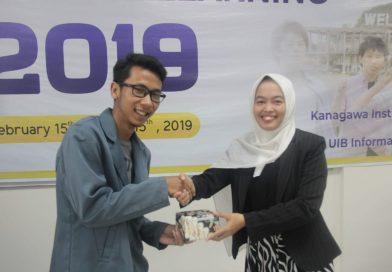 STMIK Indonesia Utus Mahasiswanya Mengikuti Program Collaborative Learning Bersama Kanagawa Institute of Technology asal Jepang