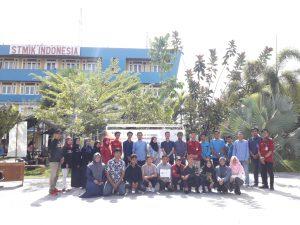 DIKSICATA VII (Pendidikan Organisasi Calon Anggota) KSK STMIK Indonesia Padang