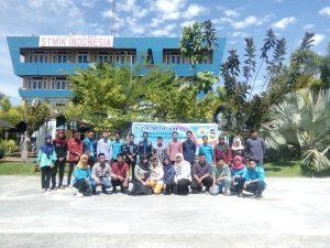 Pelepasan Peserta LASKAR Unit kegitan Olahraga STMIK Indonesia Padang