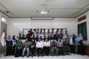 Pelantikan Kepengurusan HIMASI Periode 2019/2020