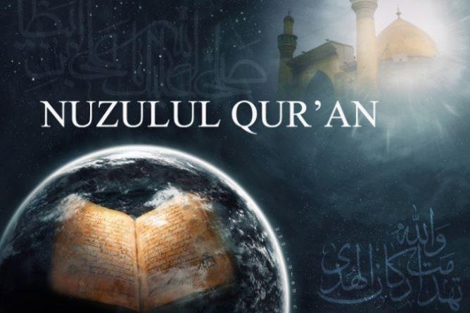 Nuzulul Qur'an Ramadhan 2019