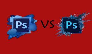 Perbedaan Adobe Photoshop CS dengan Adobe Photoshop CC
