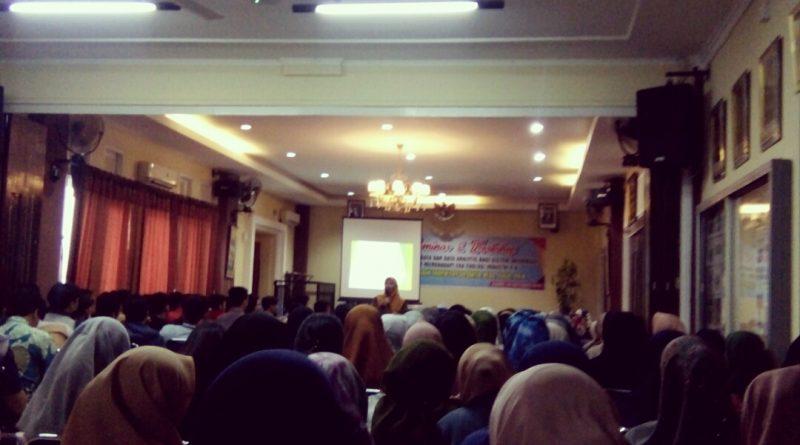 Pembekalan Tugas Akhir Semester Ganjil 2019/2020 STMIK Indonesia Padang