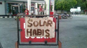 Efek Kelangkaan Bio Solar, Salah Siapa?